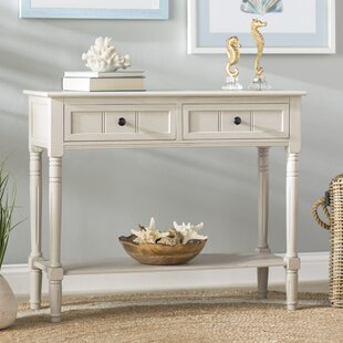 Price comparison Manning 2 Drawer Console Table ByBeachcrest Home