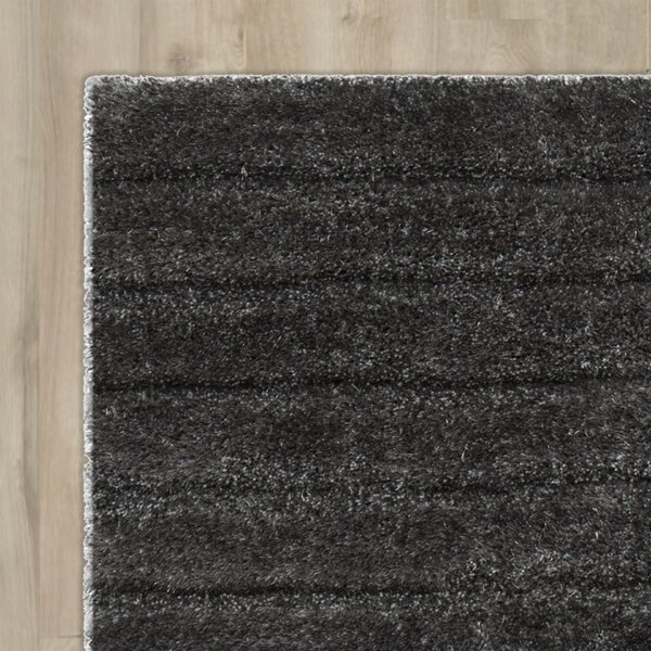Wyler Hand-Tufted Silver Area Rug by Mercer41