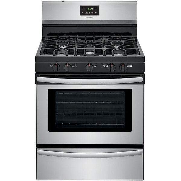 30 Free-standing Gas Range by Frigidaire