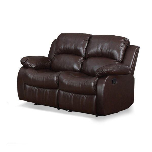 Bryce Double Reclining Loveseat by Latitude Run