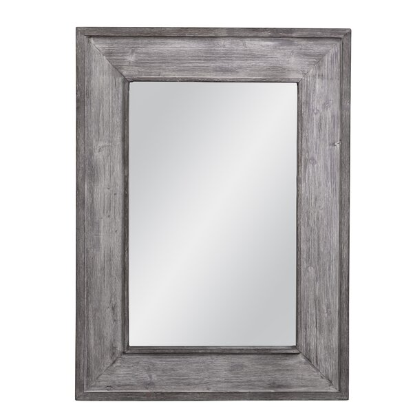 Darcie Wall Accent Mirror by Gracie Oaks