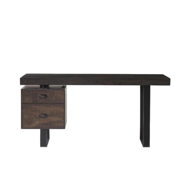 Charles Solid Wood Desk