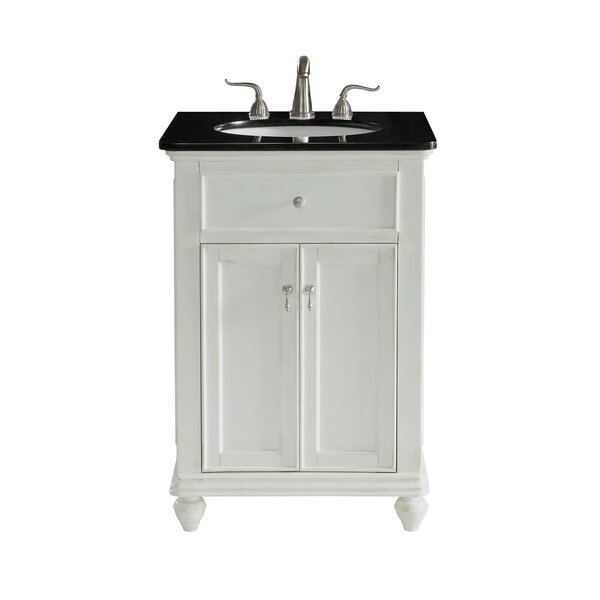 Fawkes 24 Single Bathroom Vanity Set by Rosecliff