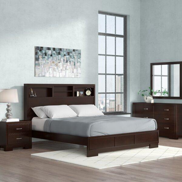 Voigt Standard 4 Piece Bedroom Set by Brayden Studio