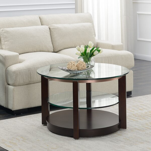 Merseles Coffee Table By Alcott Hill