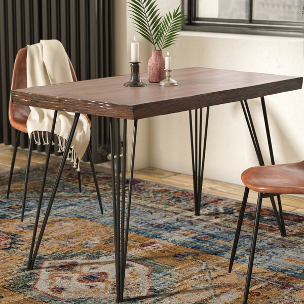 Caleb Firwood Dining Table by Modern Rustic Interiors