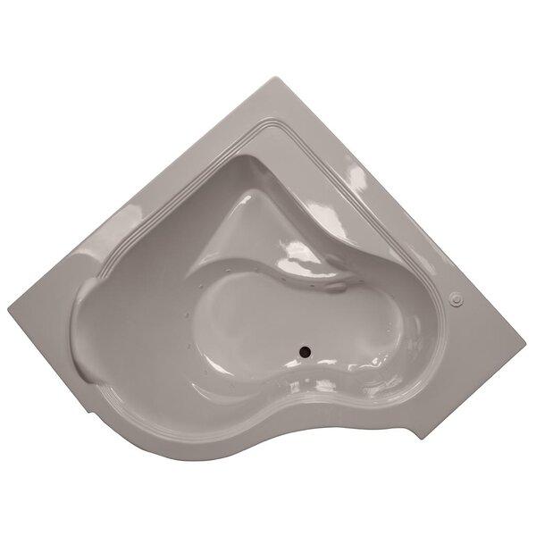 60 x 60 Air Bathtub by American Acrylic