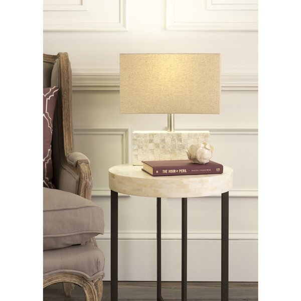 Wiscasset 15.5 Table Lamp by Bay Isle Home