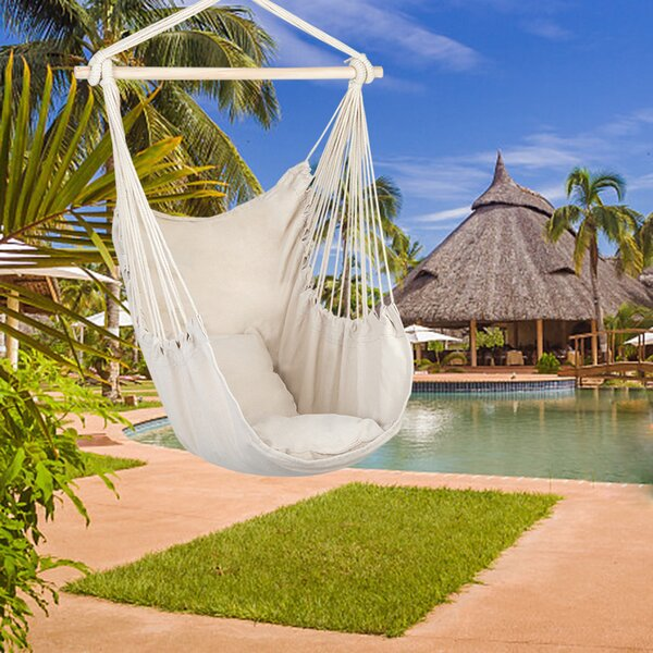 Coralino Portable Chair Hammock By Bayou Breeze