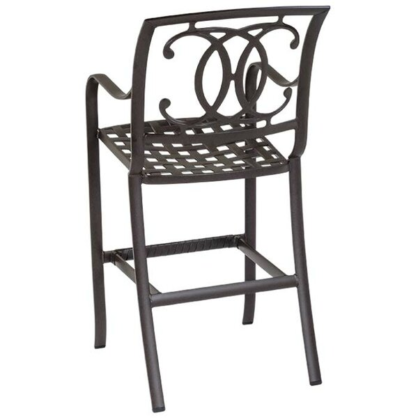 Palladian 28.5 Patio Bar Stool (Set of 2) by Tropitone