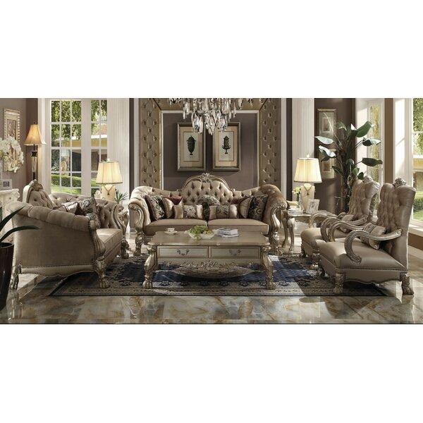 Forde 3 Piece Living Room Set by Astoria Grand