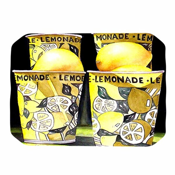 Lemonade Placemat by KESS InHouse