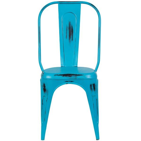 Heffron Side Chair by Wrought Studio