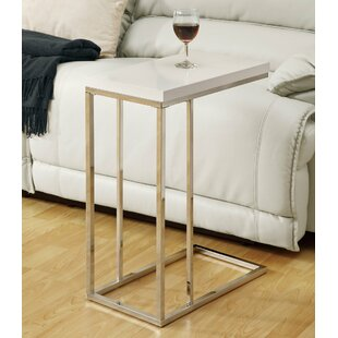 Myrtlewood End Table Wrought Studio