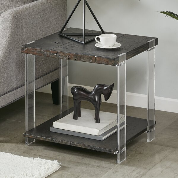Matlock End Table by Union Rustic