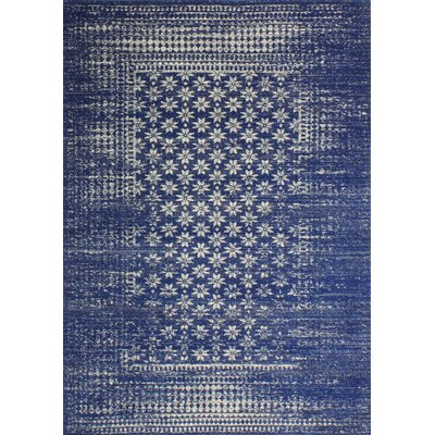 Blue Rectangle Area Rugs You Ll Love In 2020 Wayfair