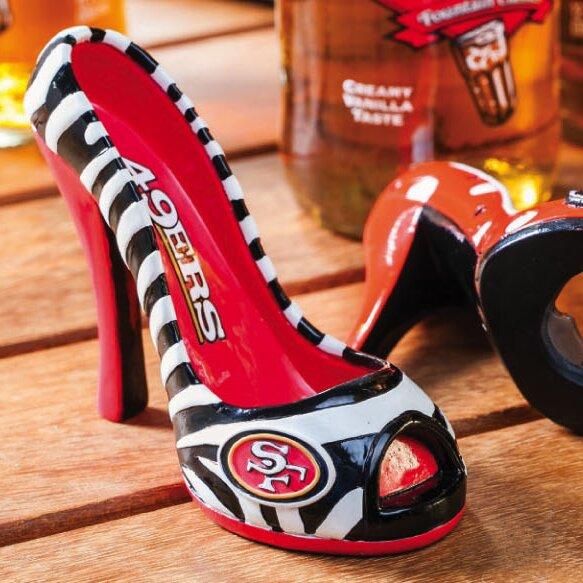 NFL Team Shoe Bottle Opener by Team Sports America