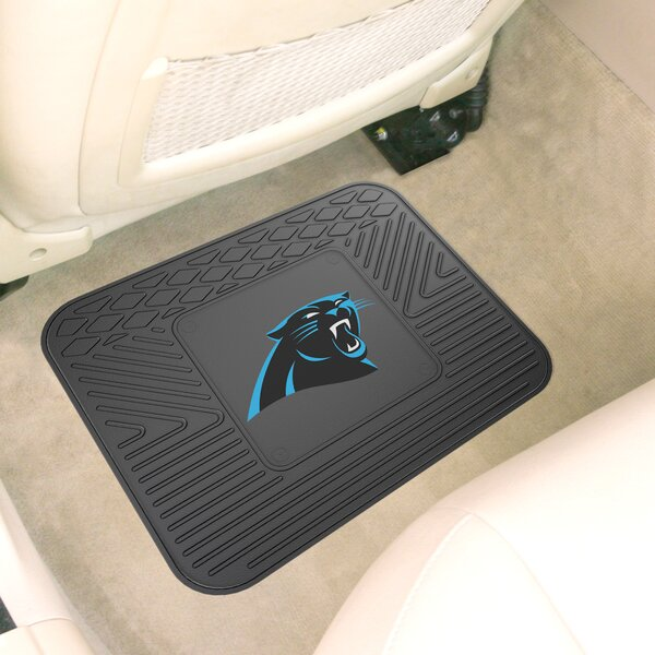 NFL Carolina Panthers Kitchen Mat by FANMATS