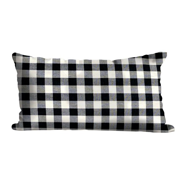 Barstow Cotton Lumbar Pillow by Gracie Oaks