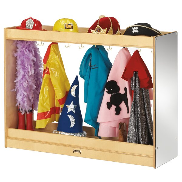 1 Tier 1-Wide Coat Locker by Jonti-Craft