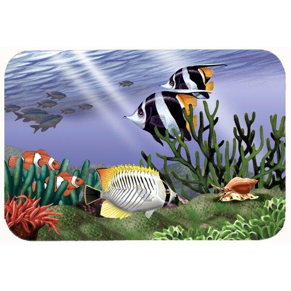 Undersea Fantasy 9 Kitchen/Bath Mat