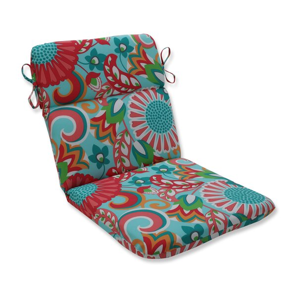 Sisneros Indoor/Outdoor Lounge Chair Cushion By Winston Porter