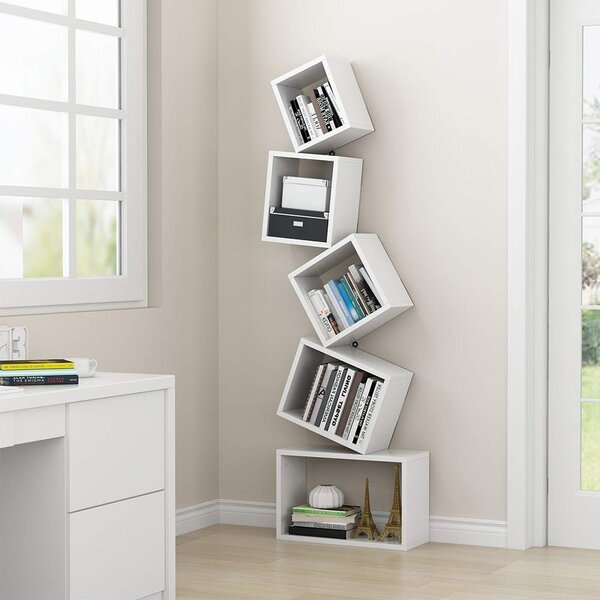 Plunkett Floating Standard Bookcase by Williston Forge