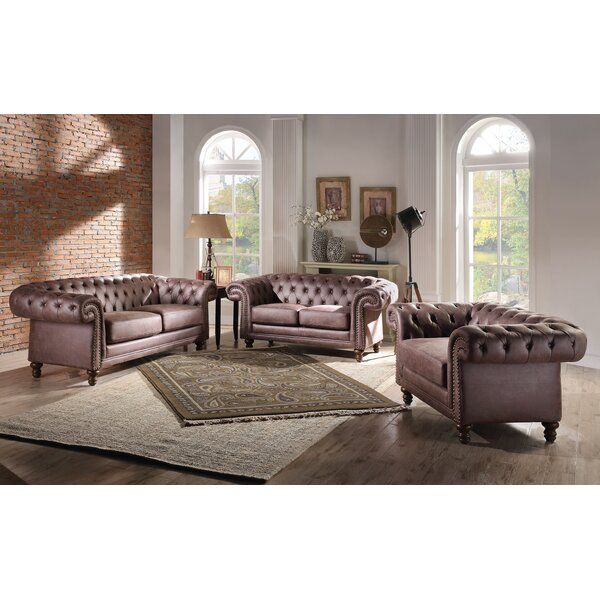 Berkey Configurable Living Room Set by Darby Home Co