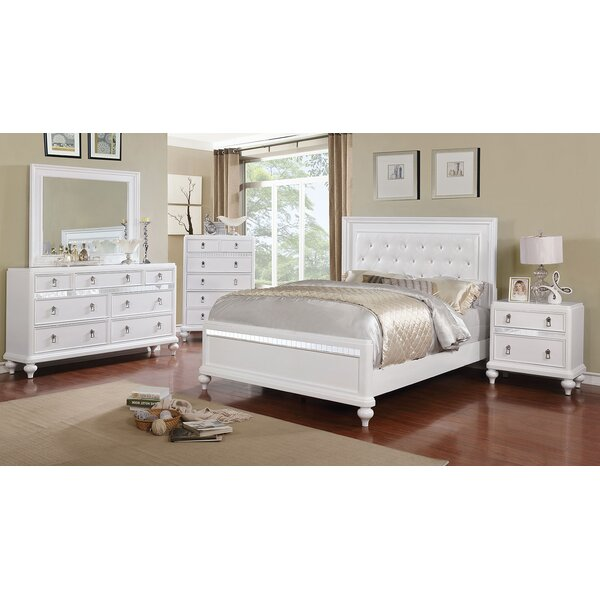 Hobart Panel Configurable Bedroom Set by Rosdorf Park