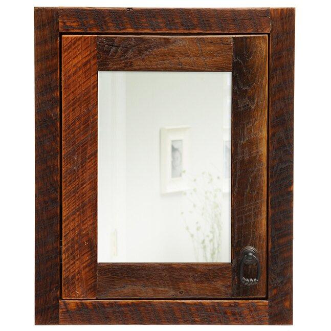 Recessed Framed Medicine Cabinet