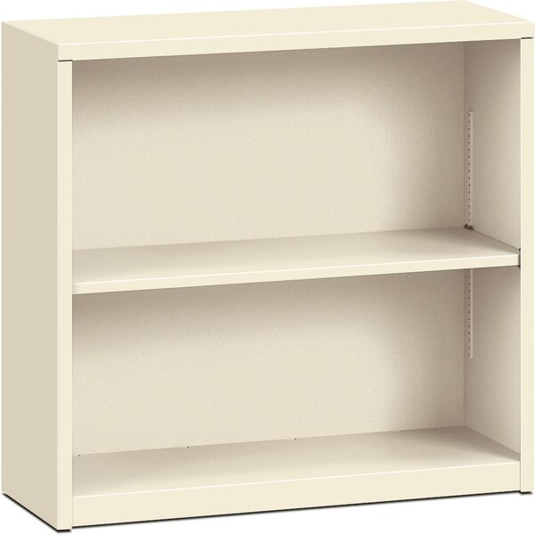 Brigade 2-Shelf Standard Bookcase by HON
