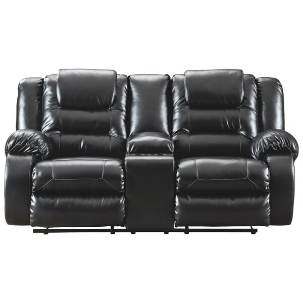 Audrey Reclining Loveseat by Red Barrel Studio