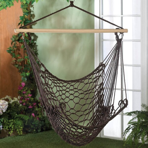 Echirolles Cotton Chair Hammock by Winston Porter Winston Porter