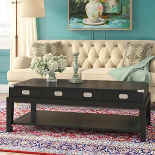 Compare prices Boulder Brook Coffee Table ByThree Posts