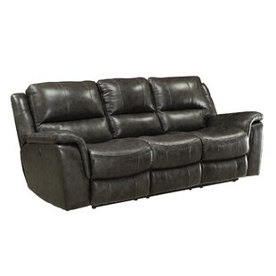 Bolander Leather Reclining Sofa