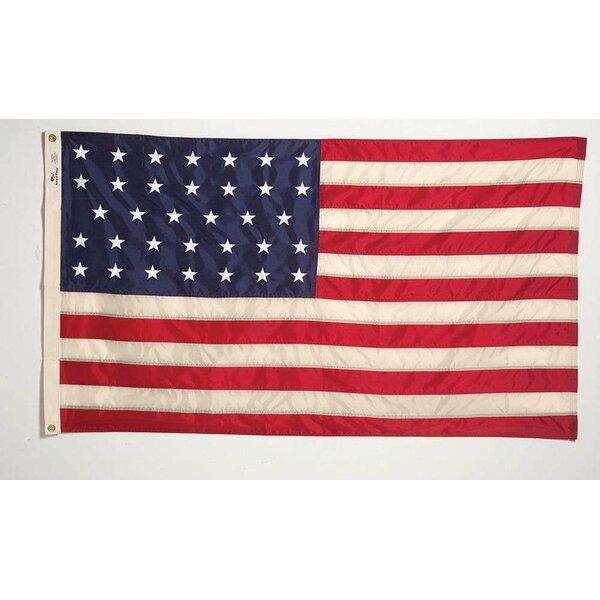 Union Civil War Nylon 3 x 5 ft. Flag by U.S. Flag Store