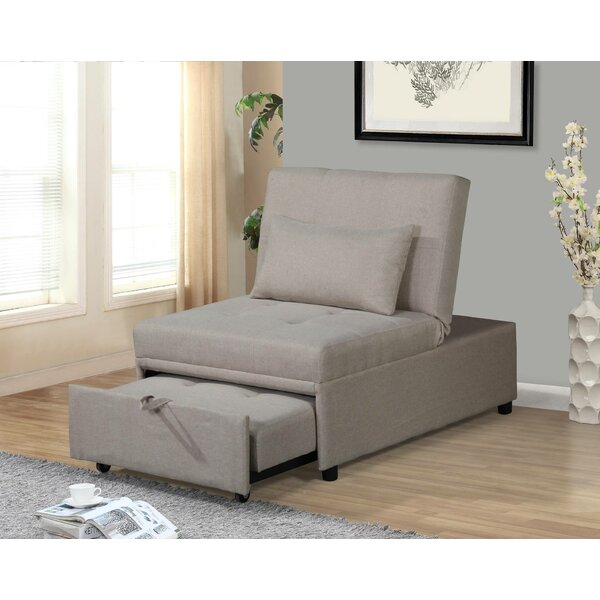 Englishcombe Convertible Chair by Latitude Run