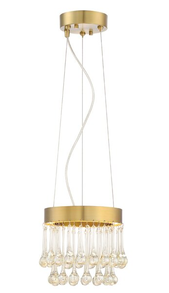 Lucienne Mini Pendant by Designers Fountain