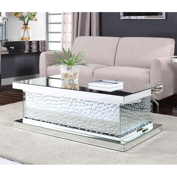 Choe Block Coffee Table By Everly Quinn