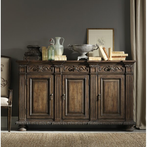 Rhapsody Sideboard by Hooker Furniture