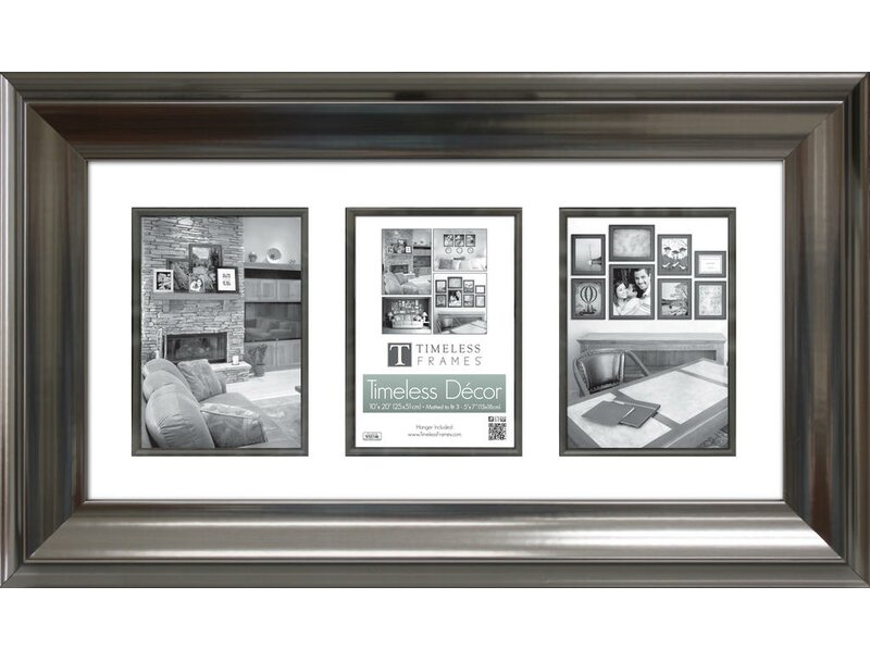 Timeless Frames Elise Matted 3 Opening Collage Picture Frame | Wayfair
