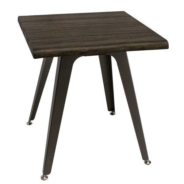 Kaysie End Table by 17 Stories