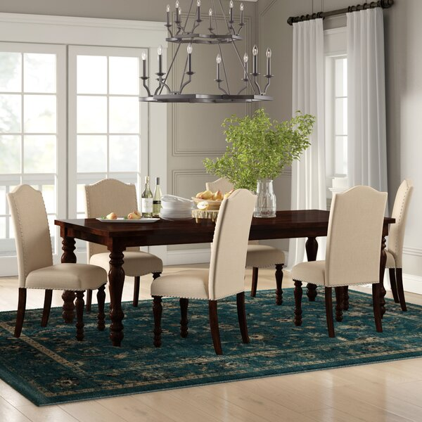 Barrera 7 Piece Dining Set by Birch Lane™ Heritage