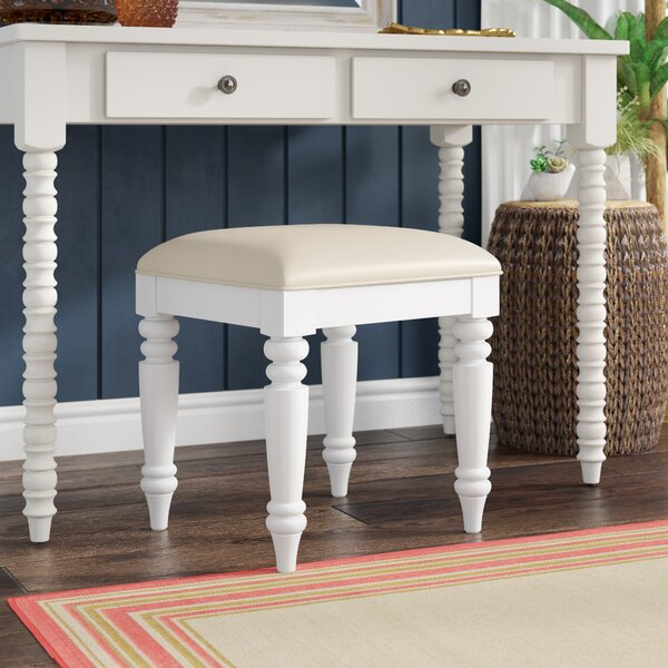 Harrison Vanity Bench by Beachcrest Home