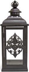 Compare prices Decorative Metal Lantern By Fleur De Lis Living