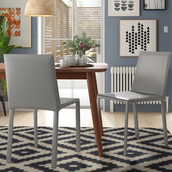 Willards Upholstered Dining Chair (Set of 2) by Wade Logan