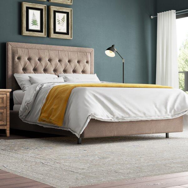 Stanardsville Upholstered Standard Bed by Greyleigh