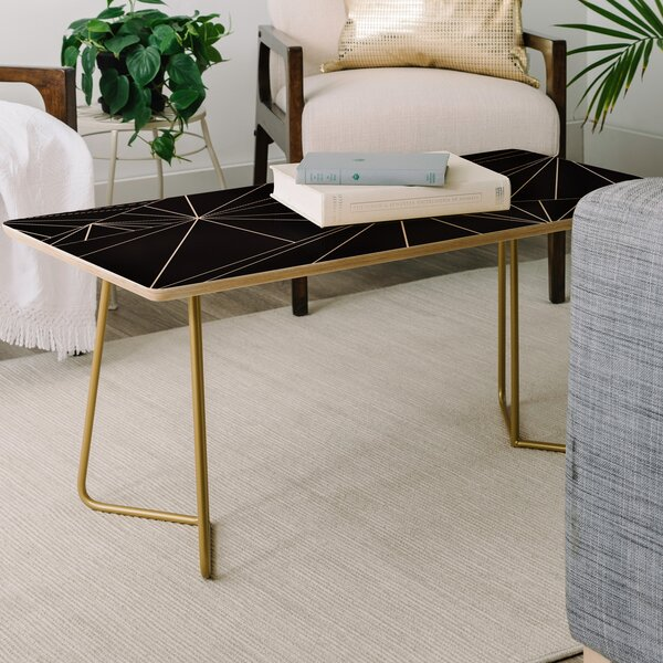 Three of the Possessed Biscayne Coffee Table by East Urban Home