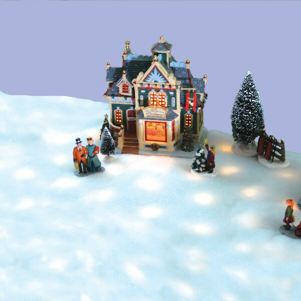 Snow Blanket for Christmas Village Display by Product Works