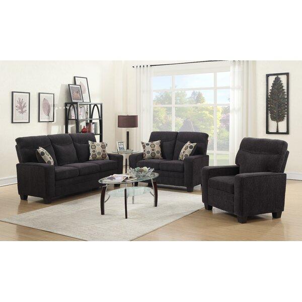 Nob Hill Sofa by Ebern Designs